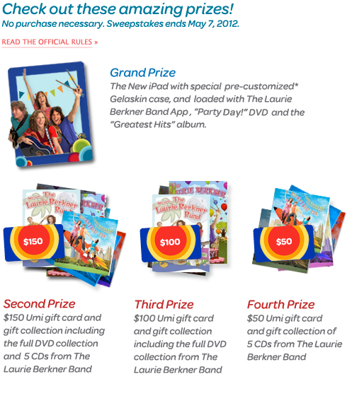 Melissa & Doug ? Enter to Win $500 In Toys & Party Supplies