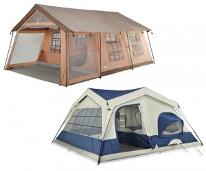 1sadnorthpoletent  sc 1 st  DealPeddler & Northpole Outdoor Tent with Screened Porch 15ftx15ft or 12ftx18ft ...