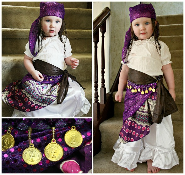 I ...  sc 1 st  DealPeddler & BuyCostumes.Com - Gypsy Child Costume Product Review -