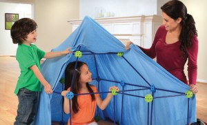 You know those forts your kids make but itu0027s just blankets EVERYWHERE instead of in one spot? Today get a Discovery Kids Toy Construction Fort Set ...  sc 1 st  DealPeddler & Discovery Kids Toy Construction Fort Set u2013 $23 SHIPPED « «
