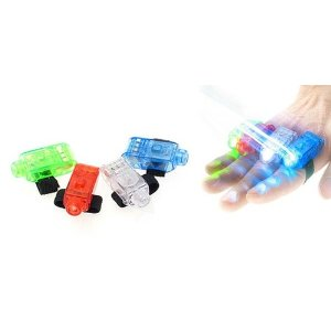 AmazonFingerFlashlights